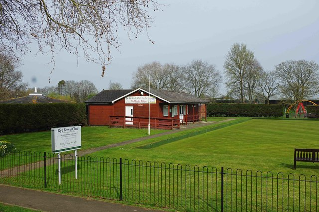 Rye Bowls Club, Fishmarket Road, Rye, East Sussex