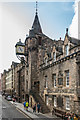 NT2673 : Canongate Tolbooth by Ian Capper