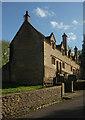 ST5312 : Helyar Almshouses, East Coker by Derek Harper