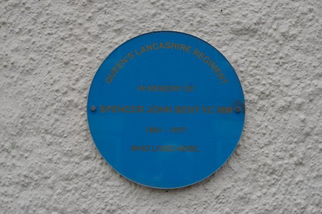 Memorial plaque on the Pickerel pub, Stowupland Street, Stowmarket