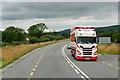 Q9909 : Heavy Goods on the Castleisland Bypass by David Dixon