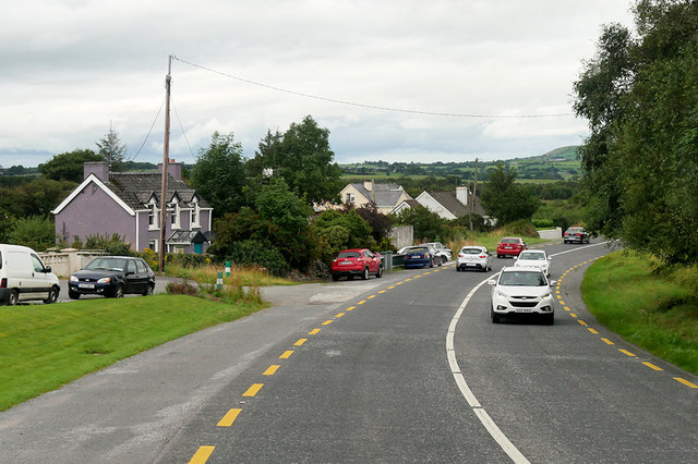 Houses on Tralee Road, Coolcorcoran