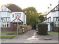 TQ3867 : St. Dunstan's Lane, Park Langley, near Beckenham by Malc McDonald