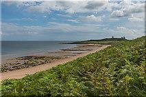 NU2422 : Embleton Bay by Ian Capper