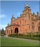 NS5666 : Kelvingrove Art Gallery and Museum by Richard Sutcliffe