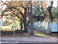 TQ3966 : Public footpath near Hayes by Malc McDonald