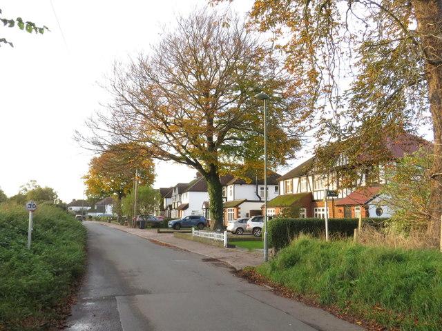 Gates Green Road, near Hayes