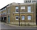 TQ3479 : Bermondsey: Duffield Sluice offices by John Sutton