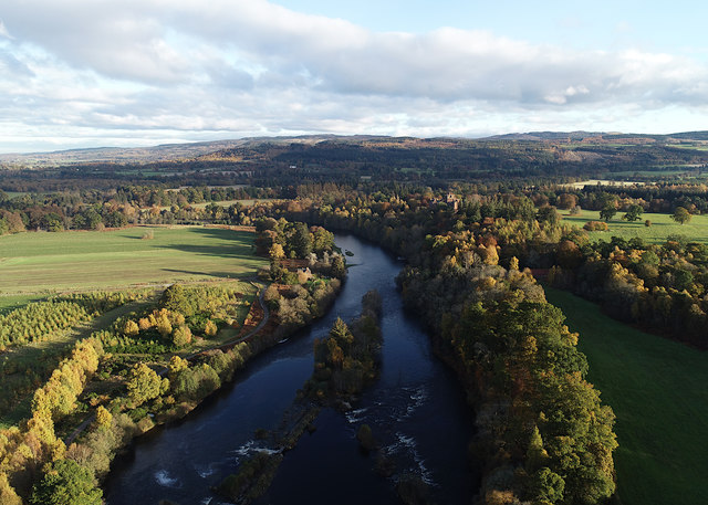 Over the River Beauly