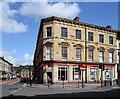 NY4055 : Santander Bank, English Street, Carlisle... by Bill Harrison