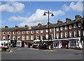 NY4055 : The Crescent, Carlisle by Bill Harrison