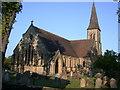 TQ5648 : St John's Church in Hildenborough, Kent by John P Reeves