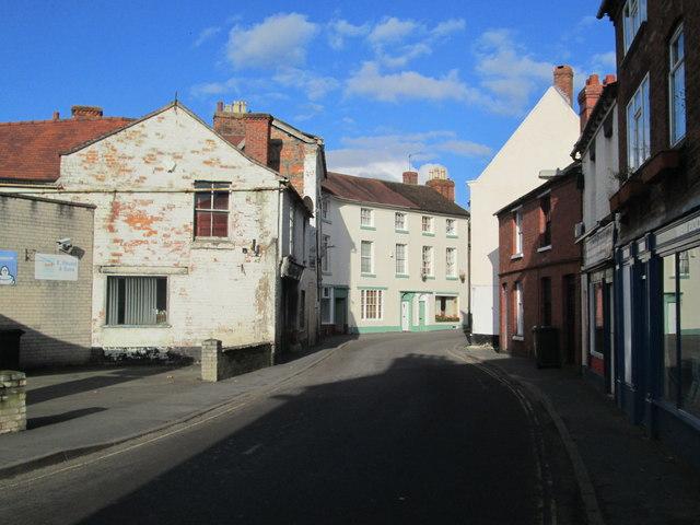Wem High Street
