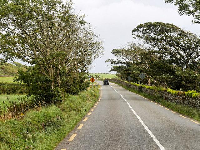 N86 east of Dingle