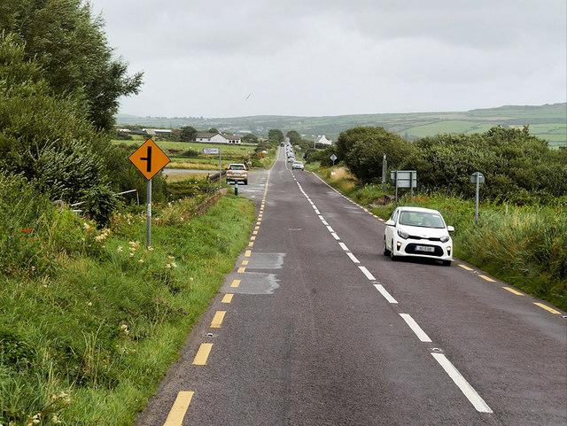 N86 near Carraig