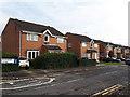 SE2334 : Richmond Close, off Broad Lane, Stanningley by Stephen Craven