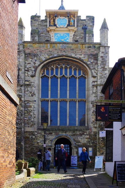 St Mary the Virgin Church, Rye, East Sussex