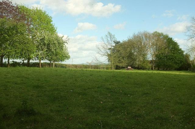 Field by Sheepslake House