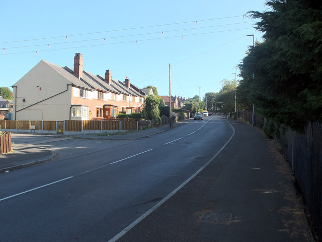 Headlands Road, Liversedge by habiloid