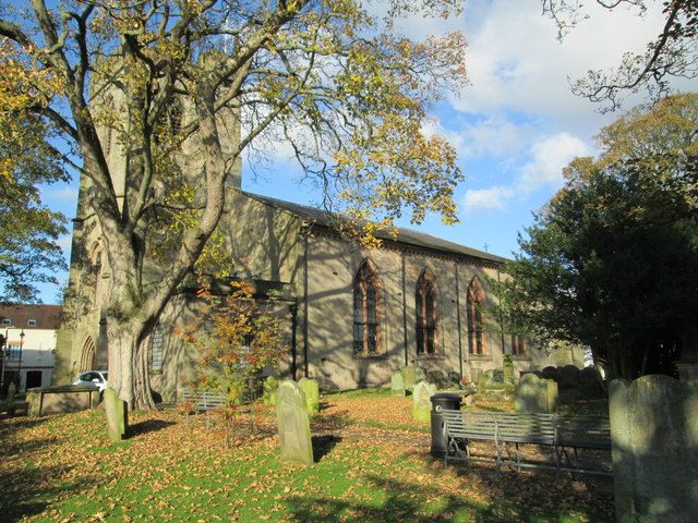 St Peter and St Paul's Church, Wem