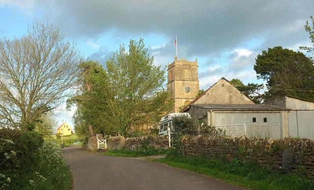 St Mary's church, Hardington Mandeville