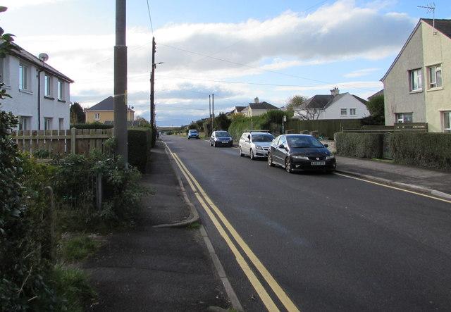 Stallcourt Avenue, Llantwit Major