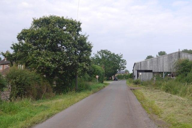 Calveley Green Lane