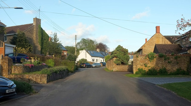 Weston Street, East Chinnock