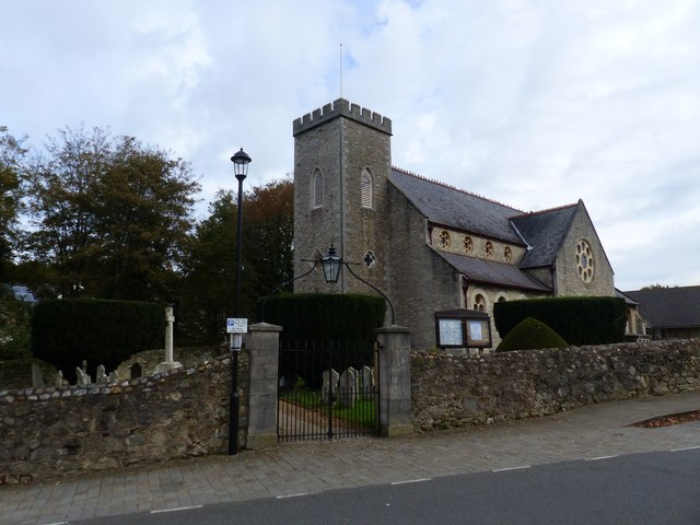 St James' church, East Cowes, Isle of Wight