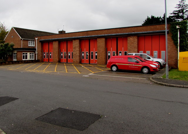 Whitchurch Fire Station, Cardiff