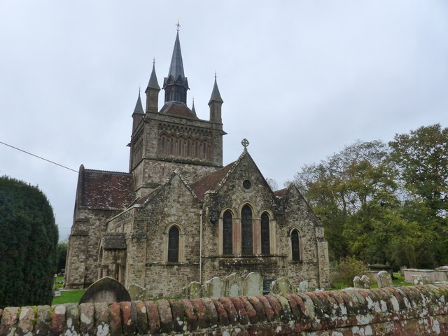 Whippingham church, Isle of Wight