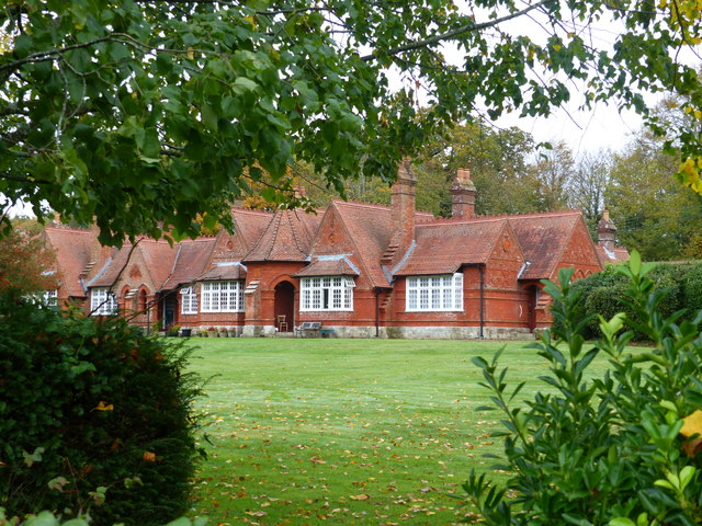 Almshouses, Whippingham, Isle of Wight
