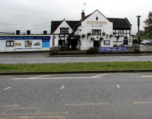 Old Forge Inn, Bristol Road, Whitminster
