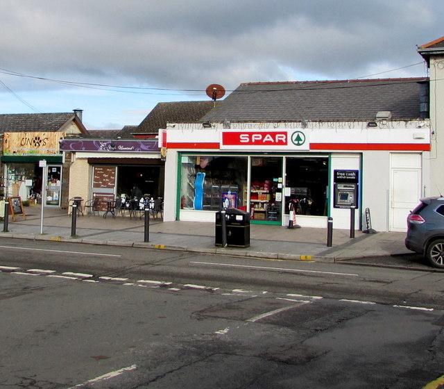SPAR, 17 Boverton Road, Llantwit Major
