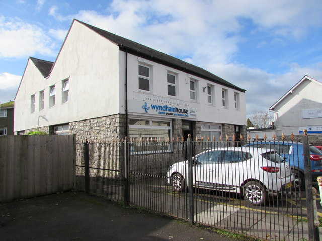 Wyndham House dental practice and implant centre, Llantwit Major