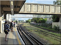 TQ1979 : Acton Town tube station by Rod Allday