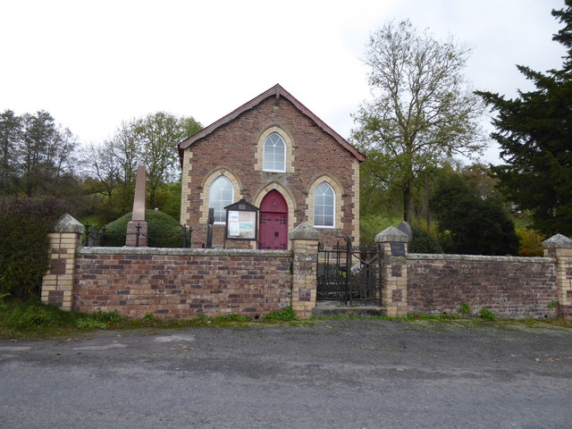 Chapel at Gravel