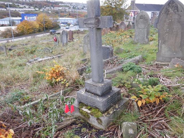 Babell Graveyard Cwmbwrla Hughes brothers