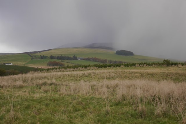 On Cocklaw Hill