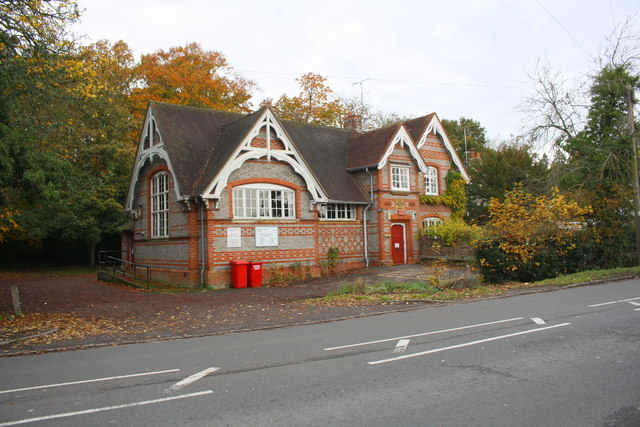 Spencers Wood Library, Basingstoke Road