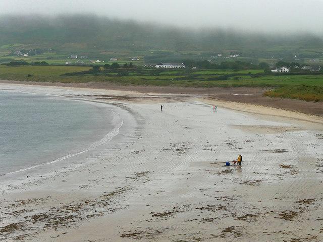 Ceann Trá Beach, Dingle Bay