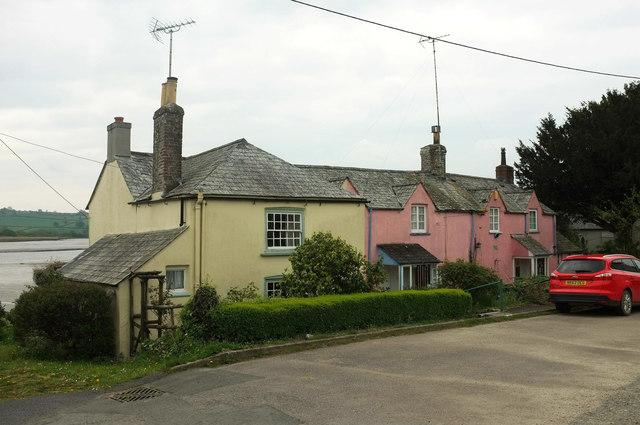 Valletort Cottages, Bere Ferrers