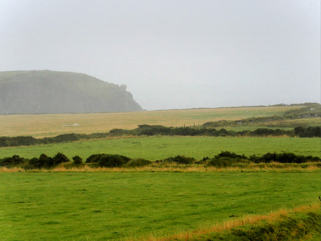 View to the east from the Slea Head Drive