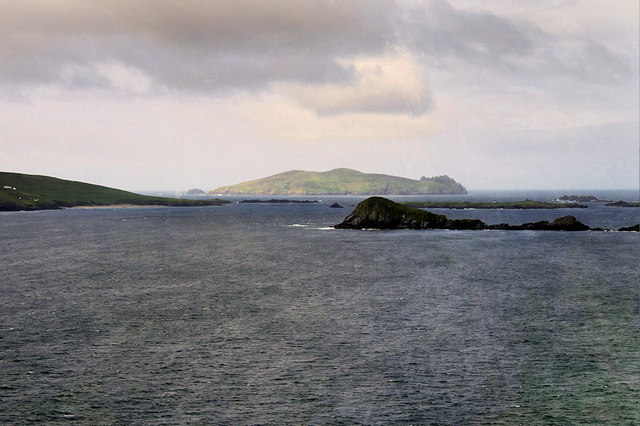 Slea Head Drive, The View towards Beginish