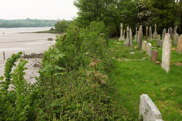 Churchyard, Bere Ferrers