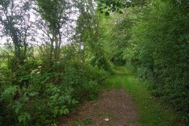 Diversion route, Tilbury Plantation