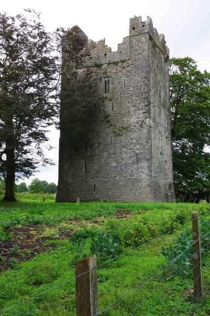 Burnchurch Castle, Burnchurch, Co. Kilkenny
