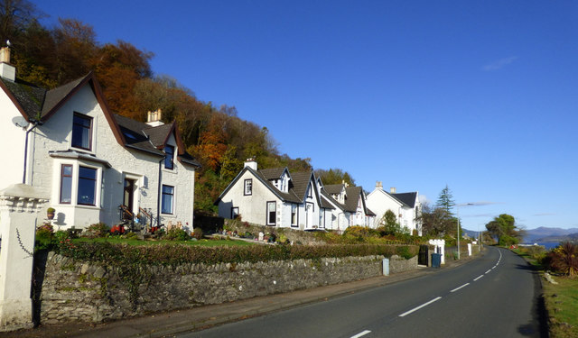 Shore Road, Blairmore