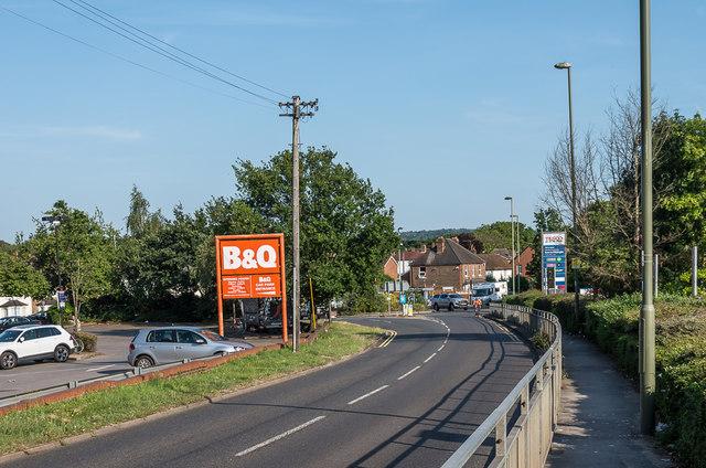 Oxshott Road