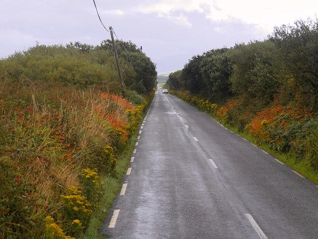 Slea Head Drive near to Knockavrogeen